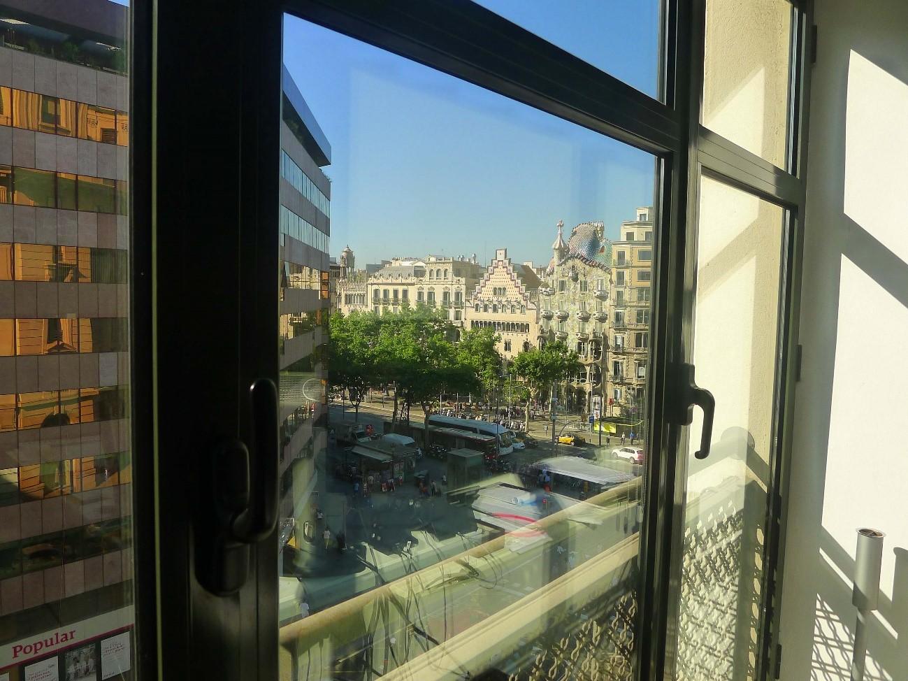 Nuestras vistas; Casa Batlló 1
