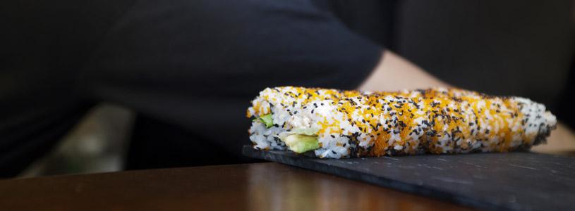 Restaurante Kuo, creaciones japonesas 1