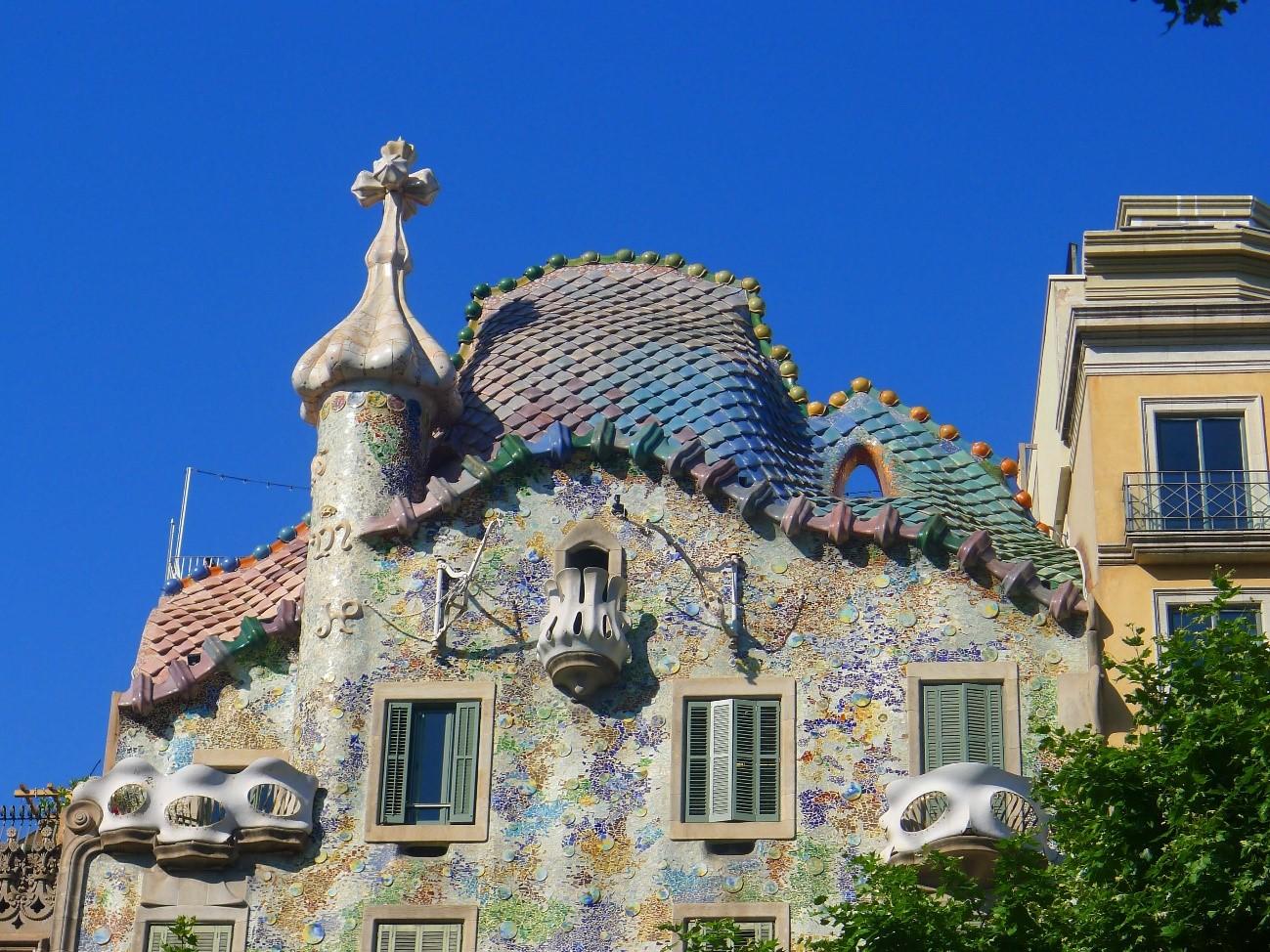 Nuestras vistas; Casa Batlló 2