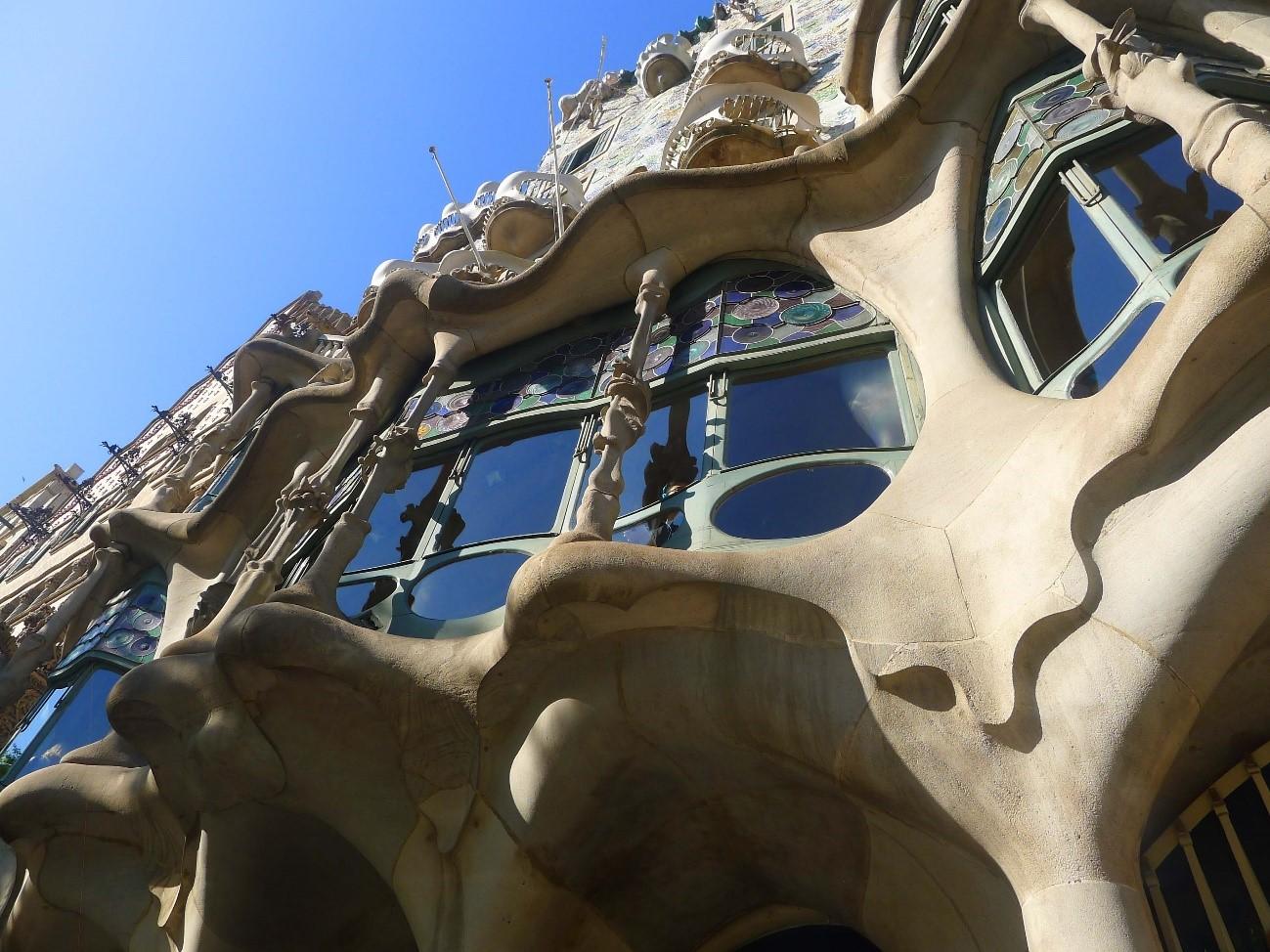 Nuestras vistas; Casa Batlló 3