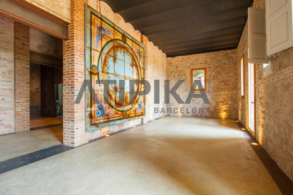 Espectacular palacete neoclásico en Sarrià 3