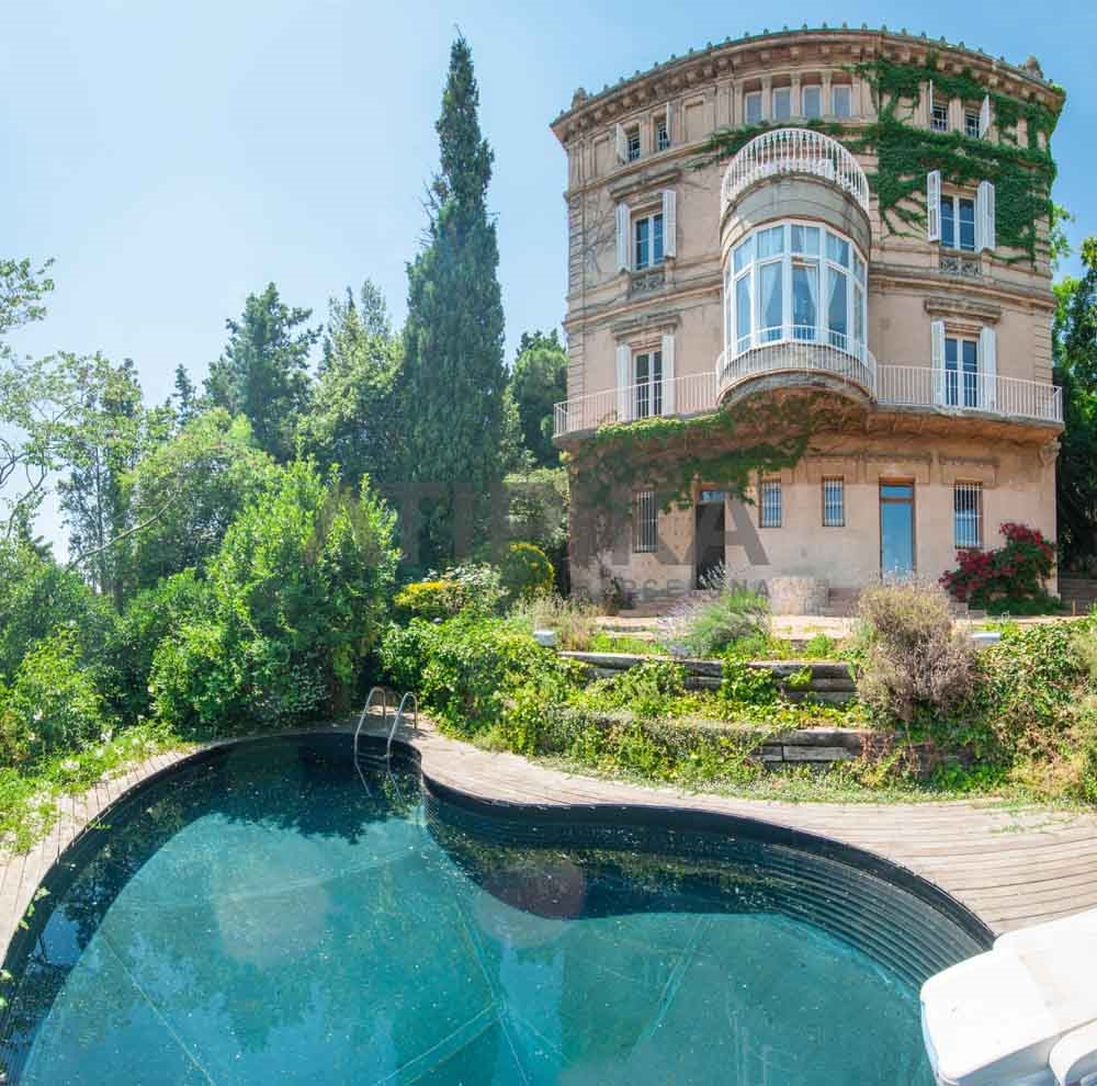 Espectacular palacete neoclásico en Sarrià 9