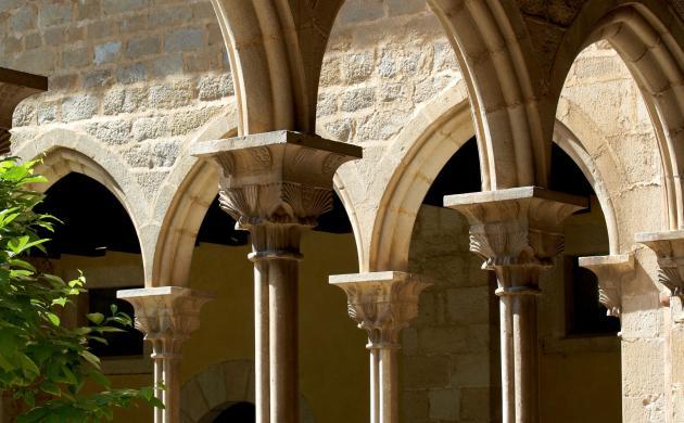 El Monasterio de Santa María de Pedralbes 1