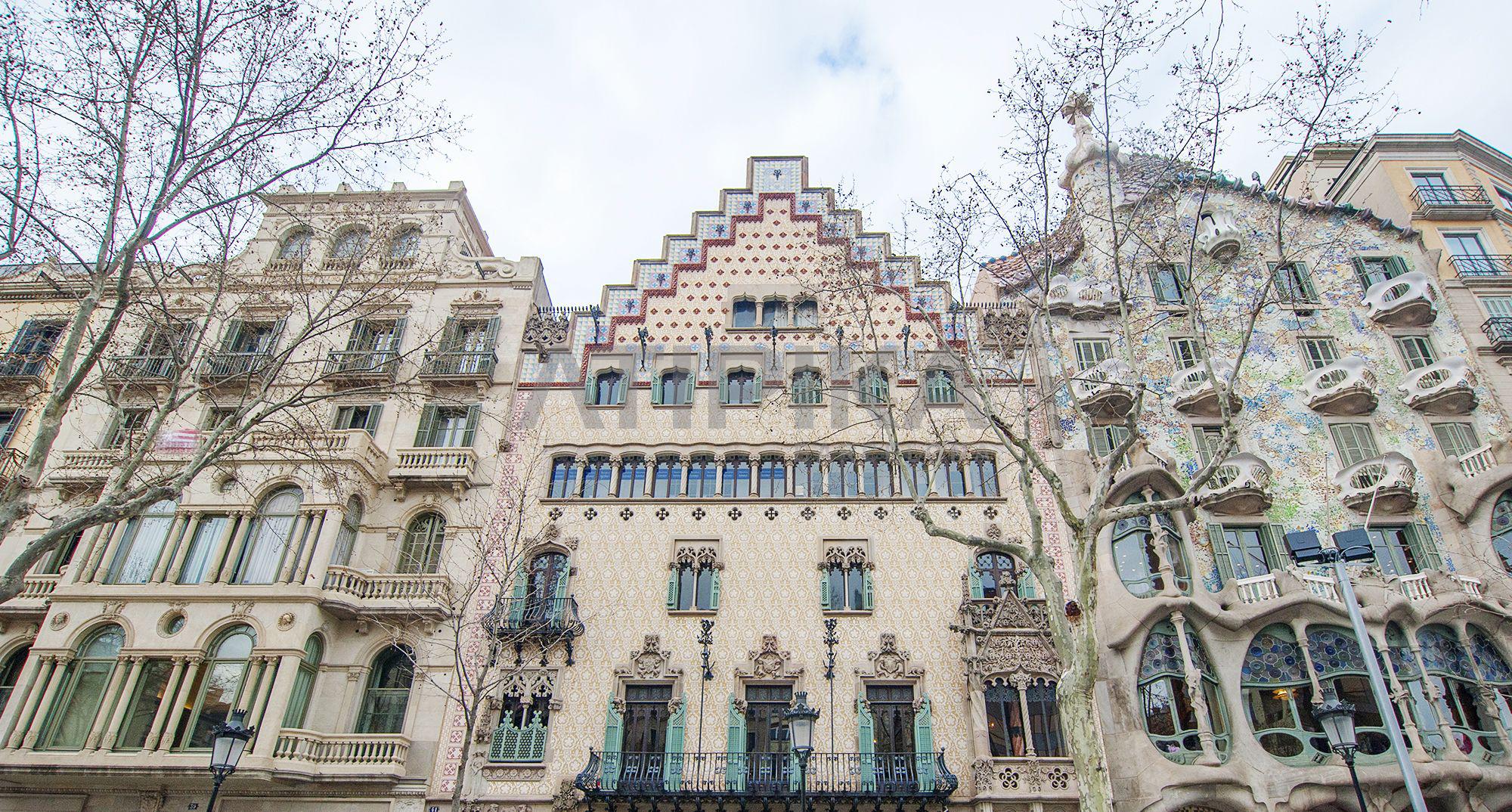 El esplendor de la Barcelona del 'Quadrat d'Or' 2