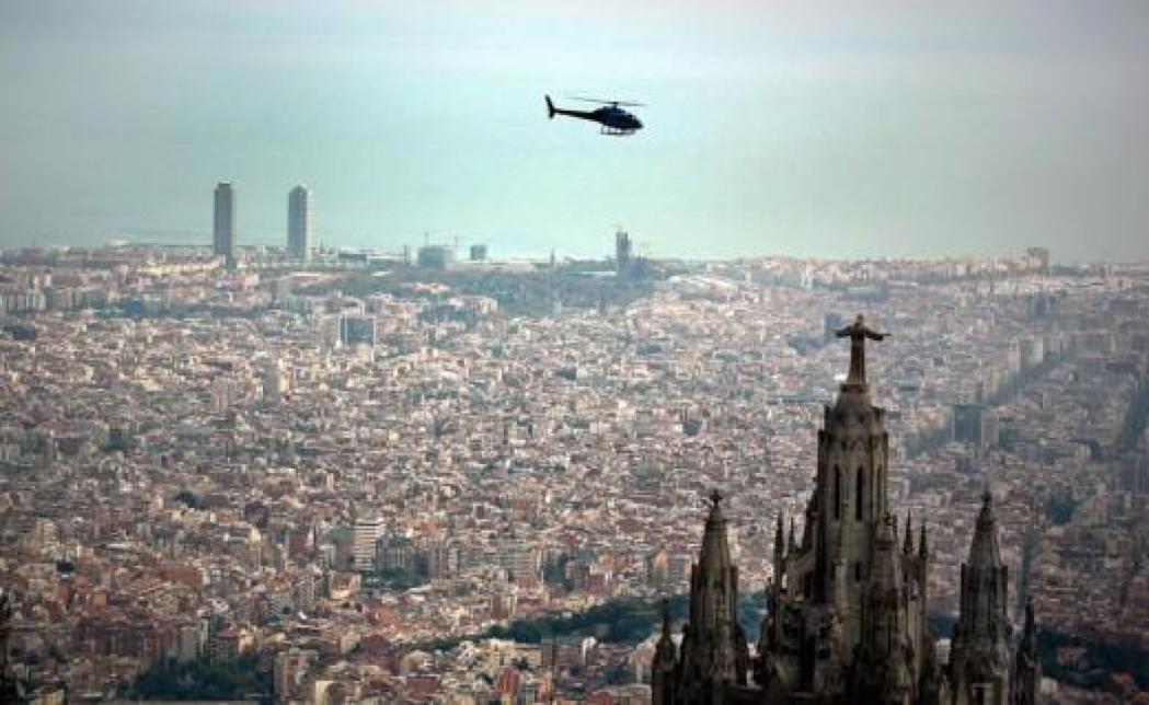 Barcelona desde las alturas 1