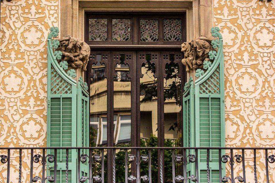 Casa Amatller, una joya arquitectónica 1