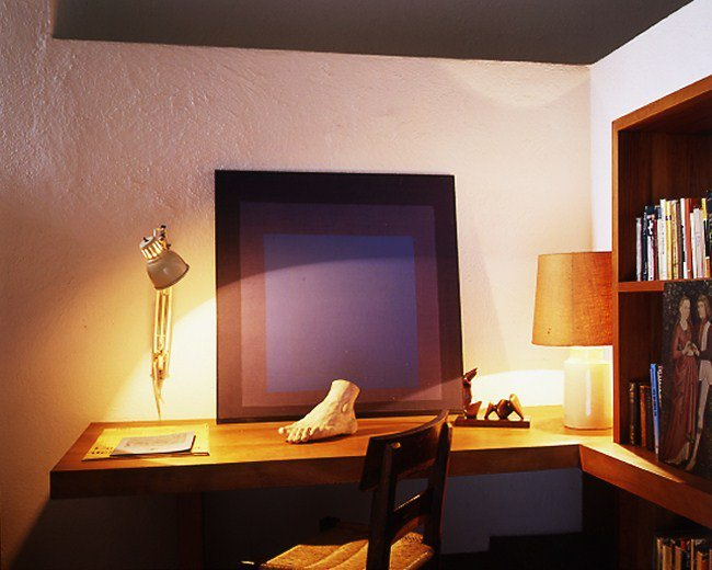 Unique spaces: Luis Barragán's study-home 1