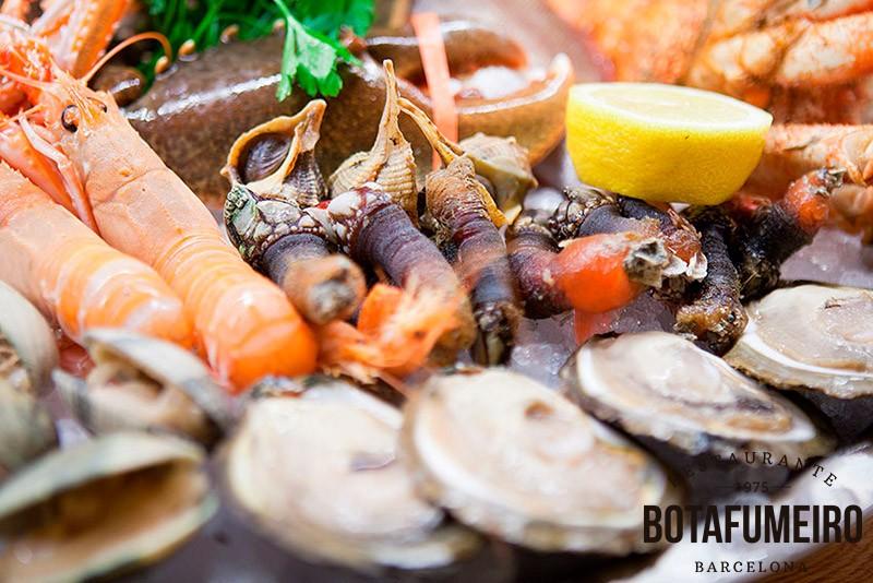 Restaurante Botafumeiro, una oda al marisco 2