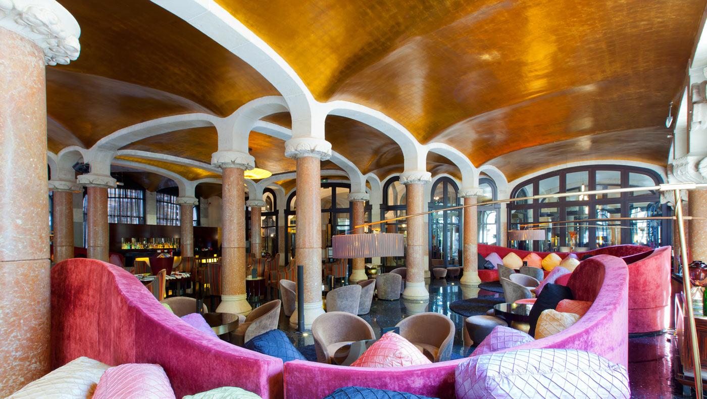 Disfrute del mejor jazz en el salón del Café Vienés 2