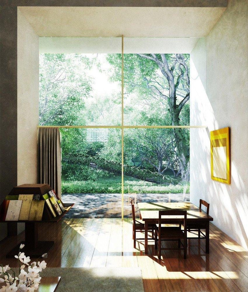 Unique spaces: Luis Barragán's study-home 2