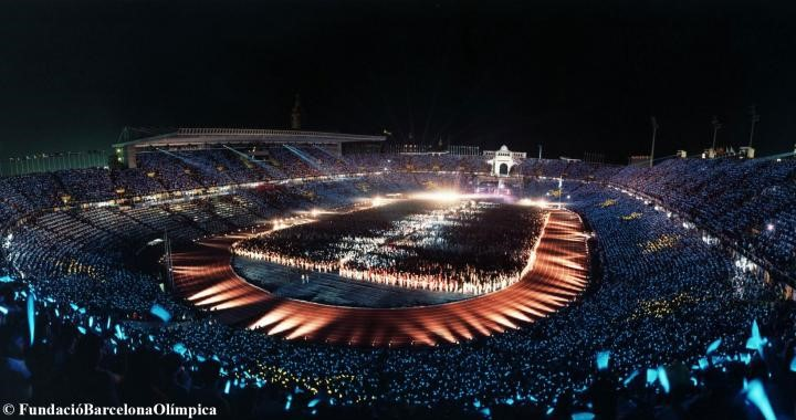 25th anniversary of the 1992 Olympic and Paralympic Summer games 1