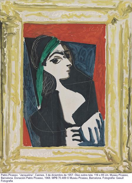 La importancia del retrato de Picasso 1