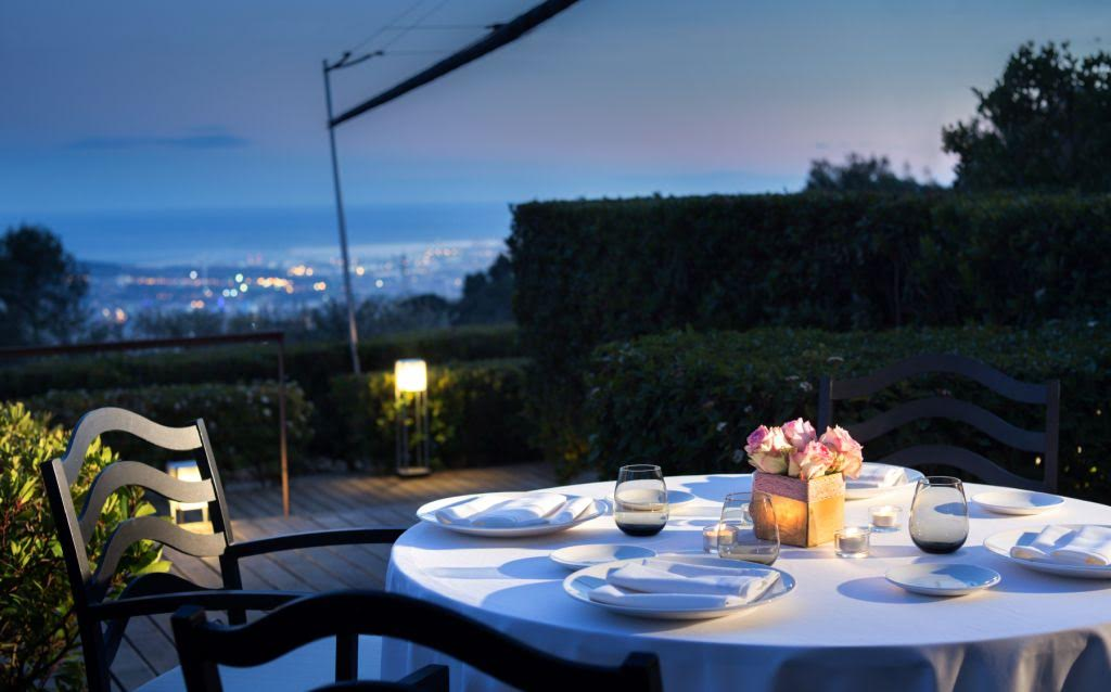 Gran Hotel La Florida, a location with privileged views of Barcelona 1