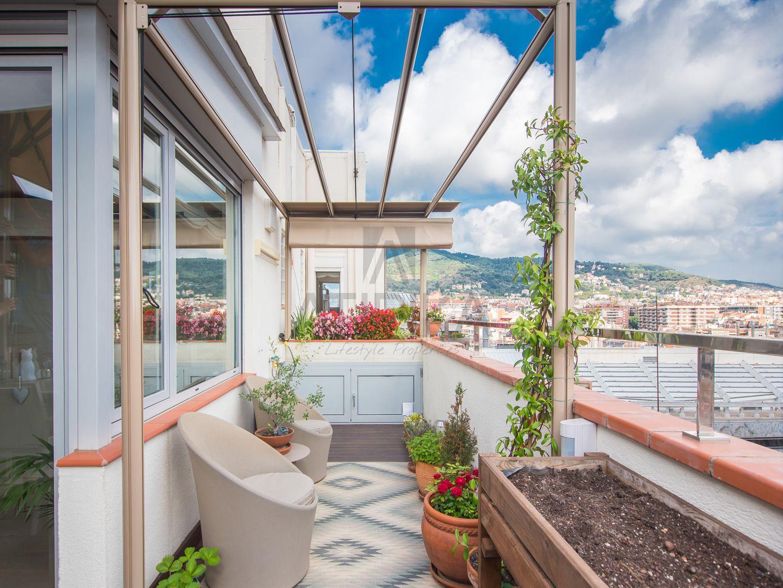 Las ventajas de vivir en un ático en Barcelona 2