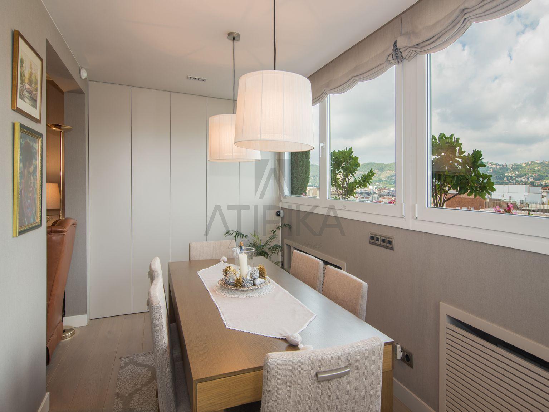 Las ventajas de vivir en un ático en Barcelona 1