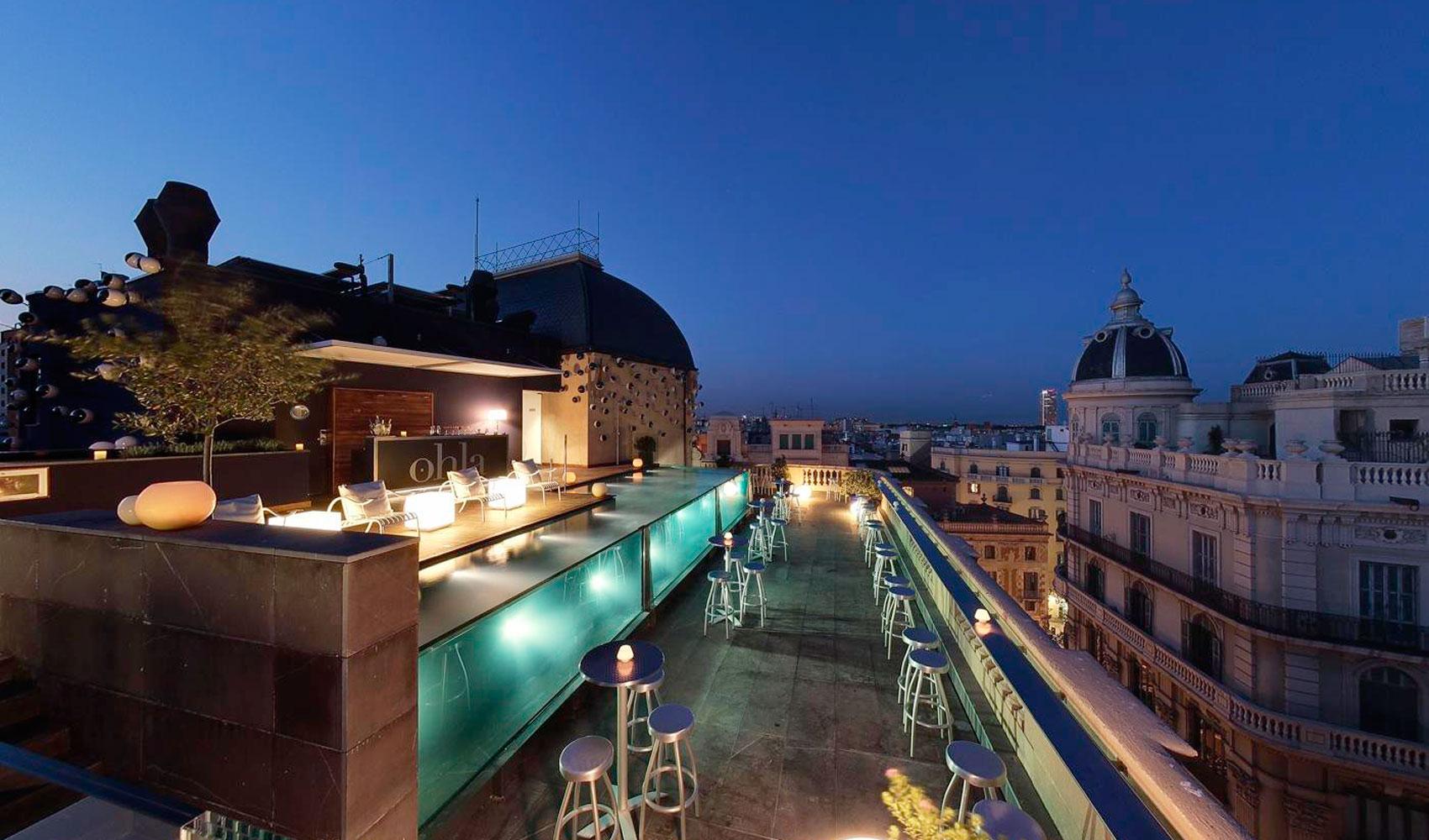 Los rooftops están de moda en Barcelona 2