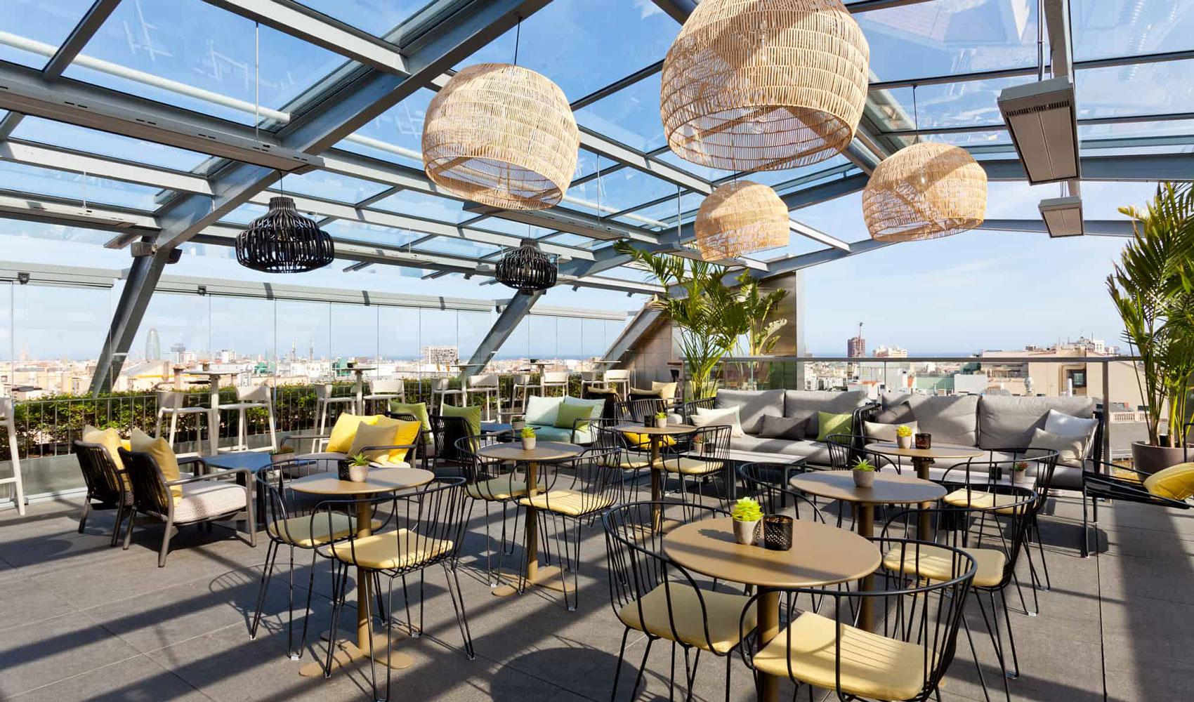 Los rooftops están de moda en Barcelona 8