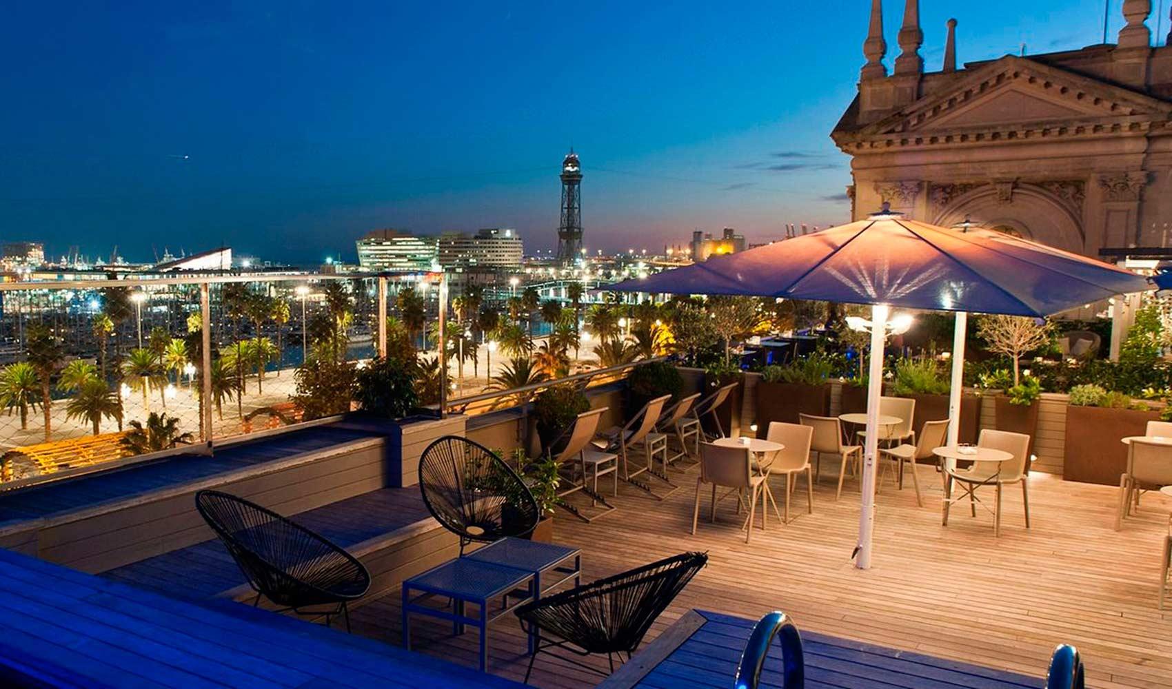 Los rooftops están de moda en Barcelona 9