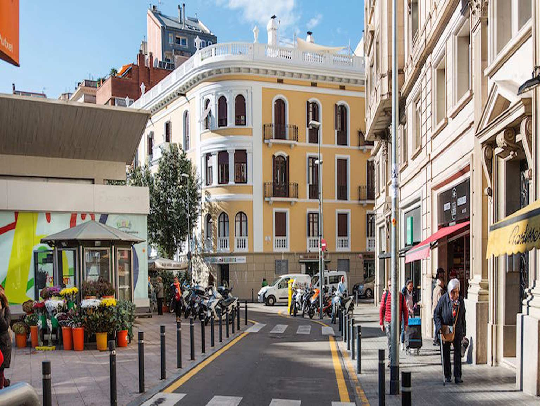 El privilegio de vivir en la zona alta de Barcelona 1