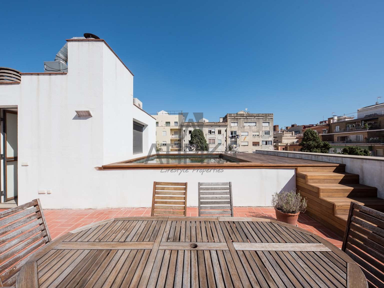 El privilegio de vivir en la zona alta de Barcelona 9