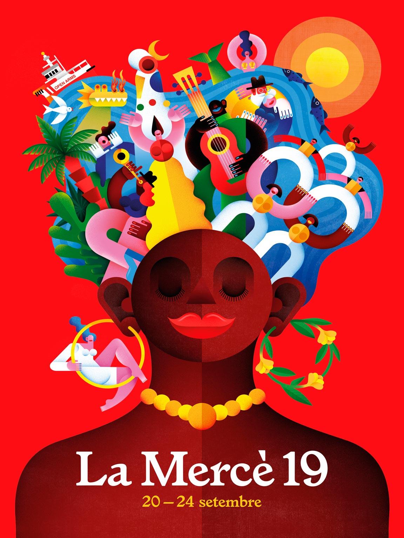 La Mercè, fiesta mayor de Barcelona 2