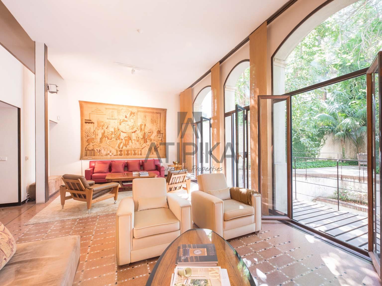 El privilegio de vivir en la zona alta de Barcelona 7