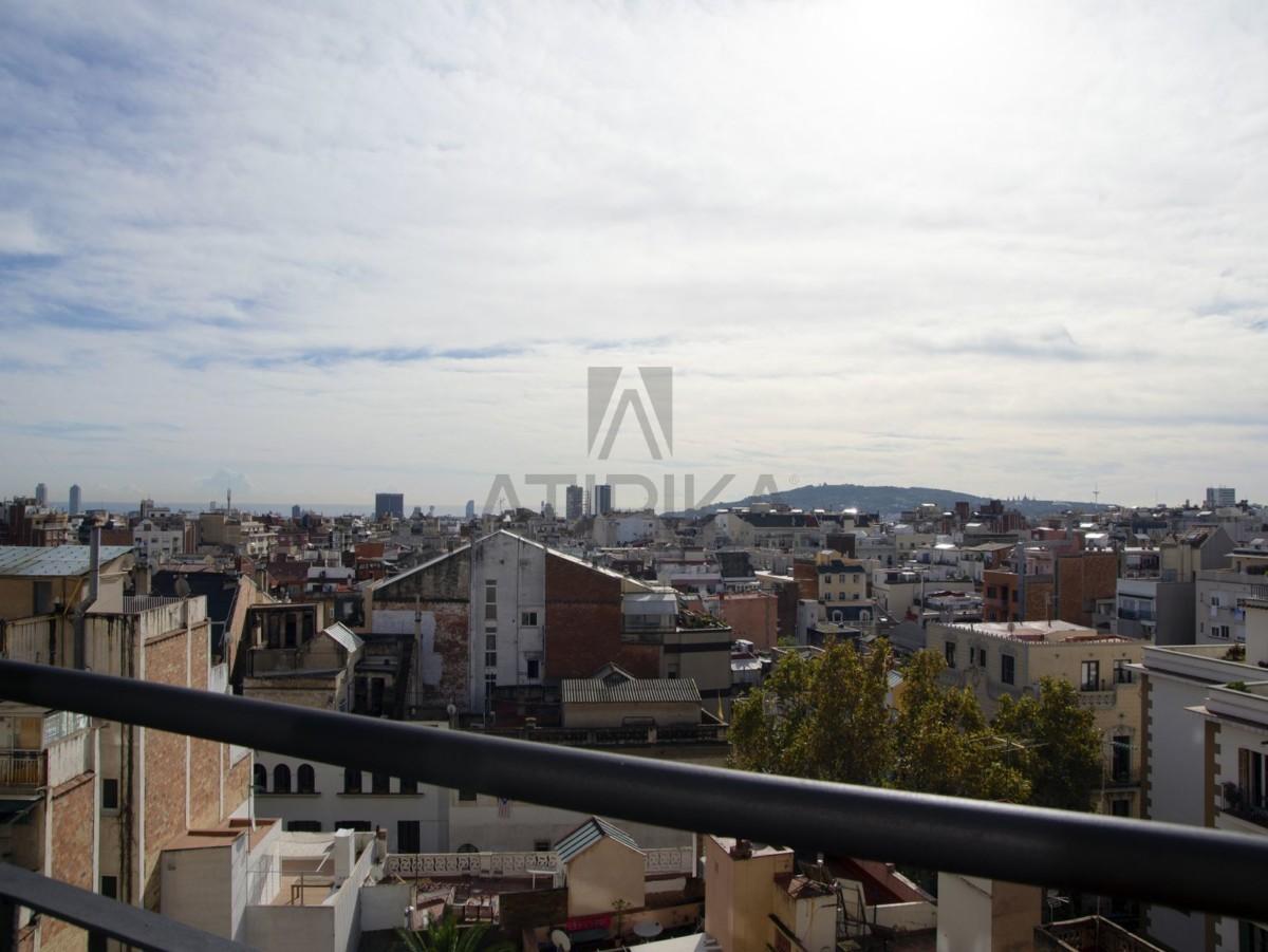 vistas panorámicas desde el rooftop