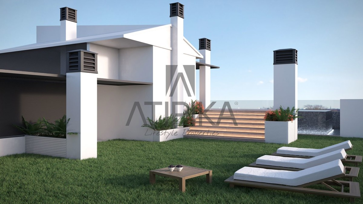 Dúplex de diseño con terraza a estrenar en Santa Eulàlia, Hospitalet 4