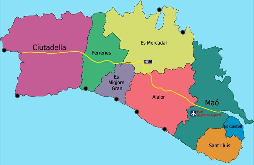 Encanto costero y lujo, así es vivir en Menorca 2