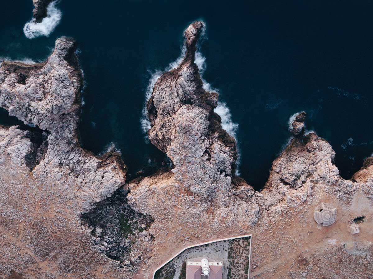 El encanto de los faros de Menorca 2