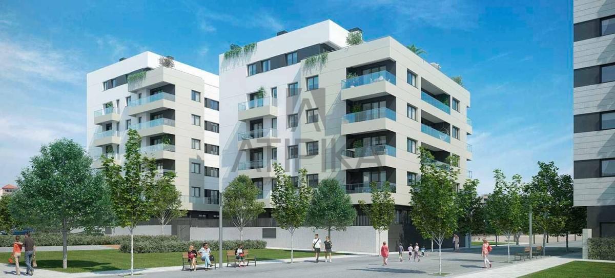 Promoción de viviendas en Vilanova i la Geltrú