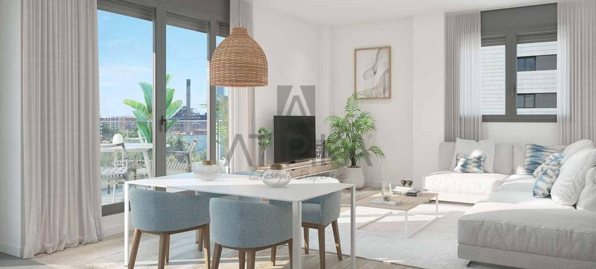 Promoción de viviendas en Vilanova i la Geltrú 1