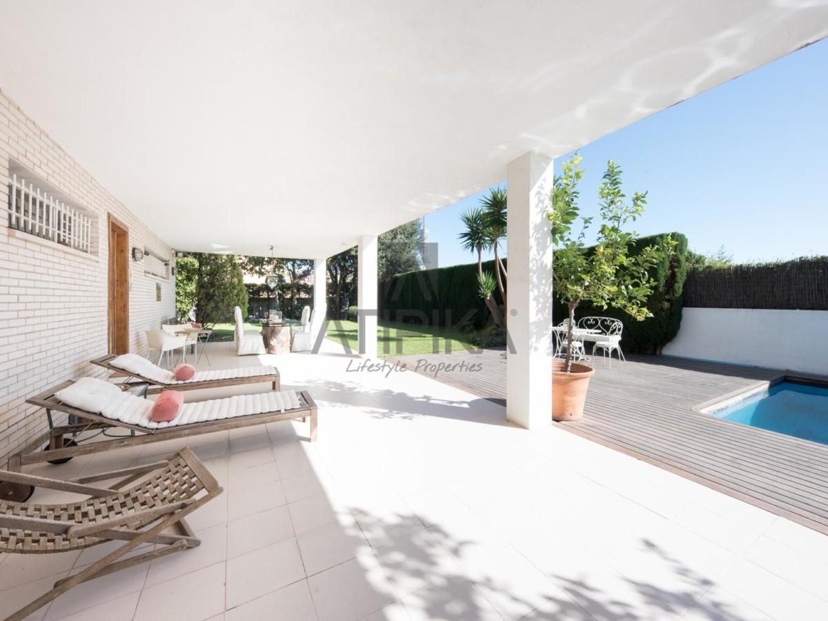 Casas con jardín o como vivir en plena naturaleza en tu propia casa 3