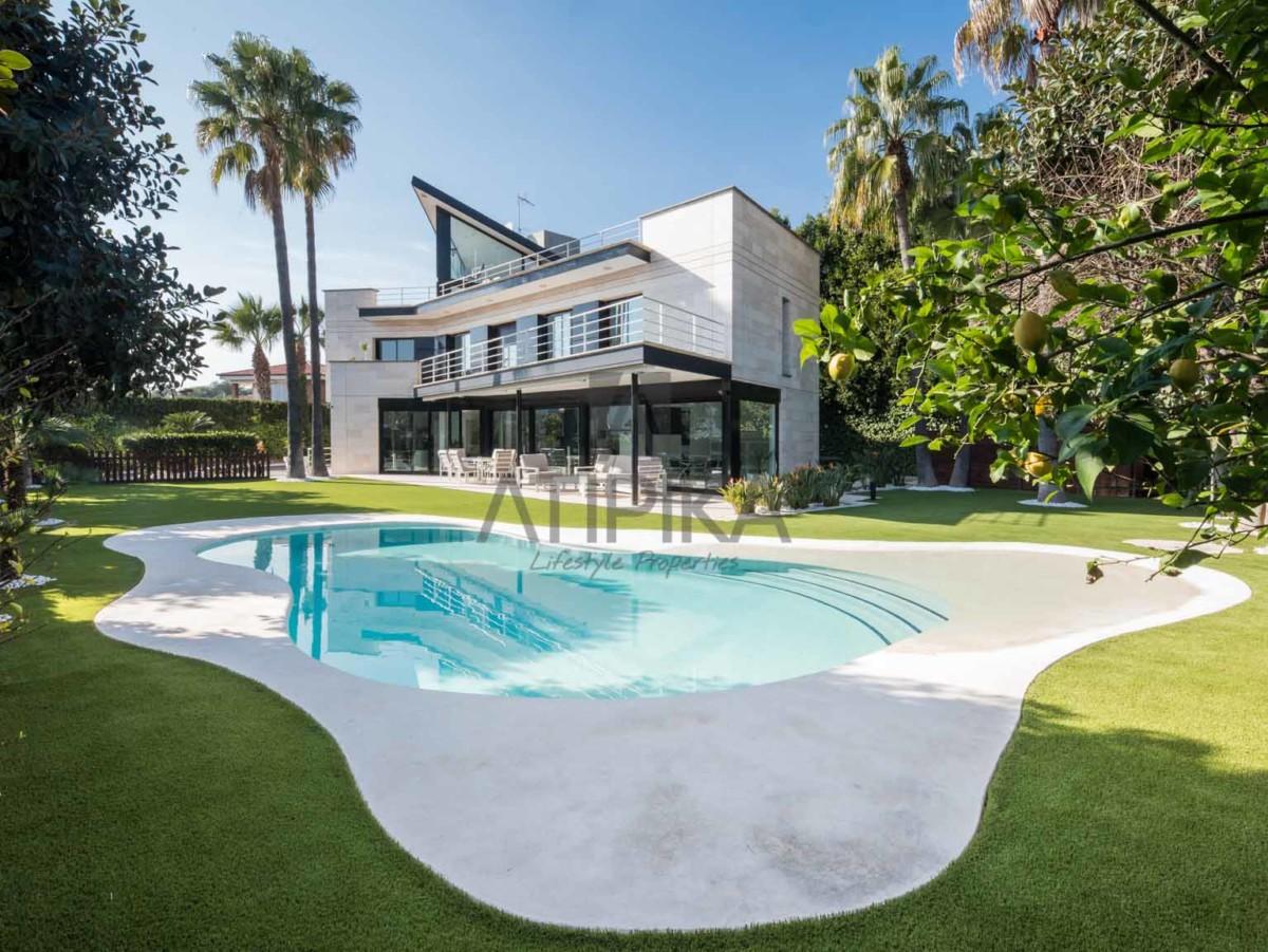 Casas con jardín o como vivir en plena naturaleza en tu propia casa 5