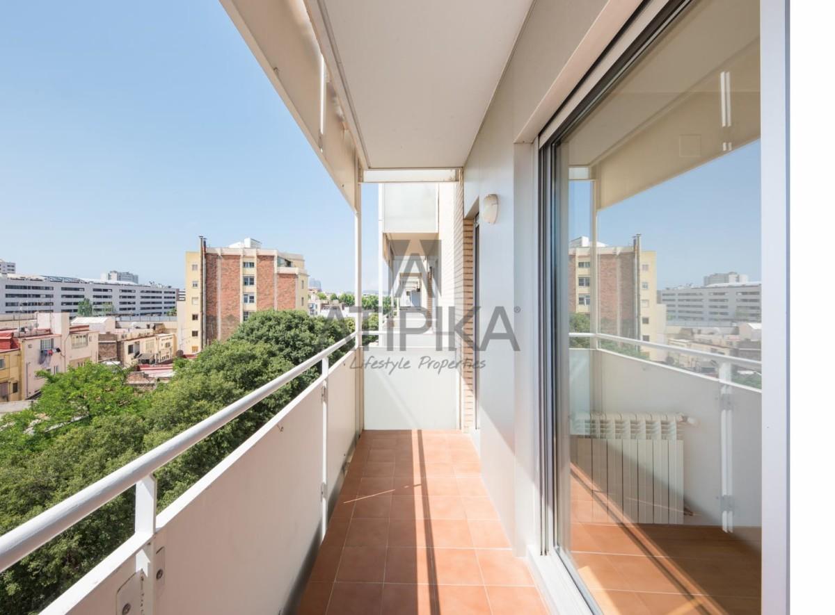 Luminosa propiedad de 3 dormitorios vendida en Diagonal Mar 3