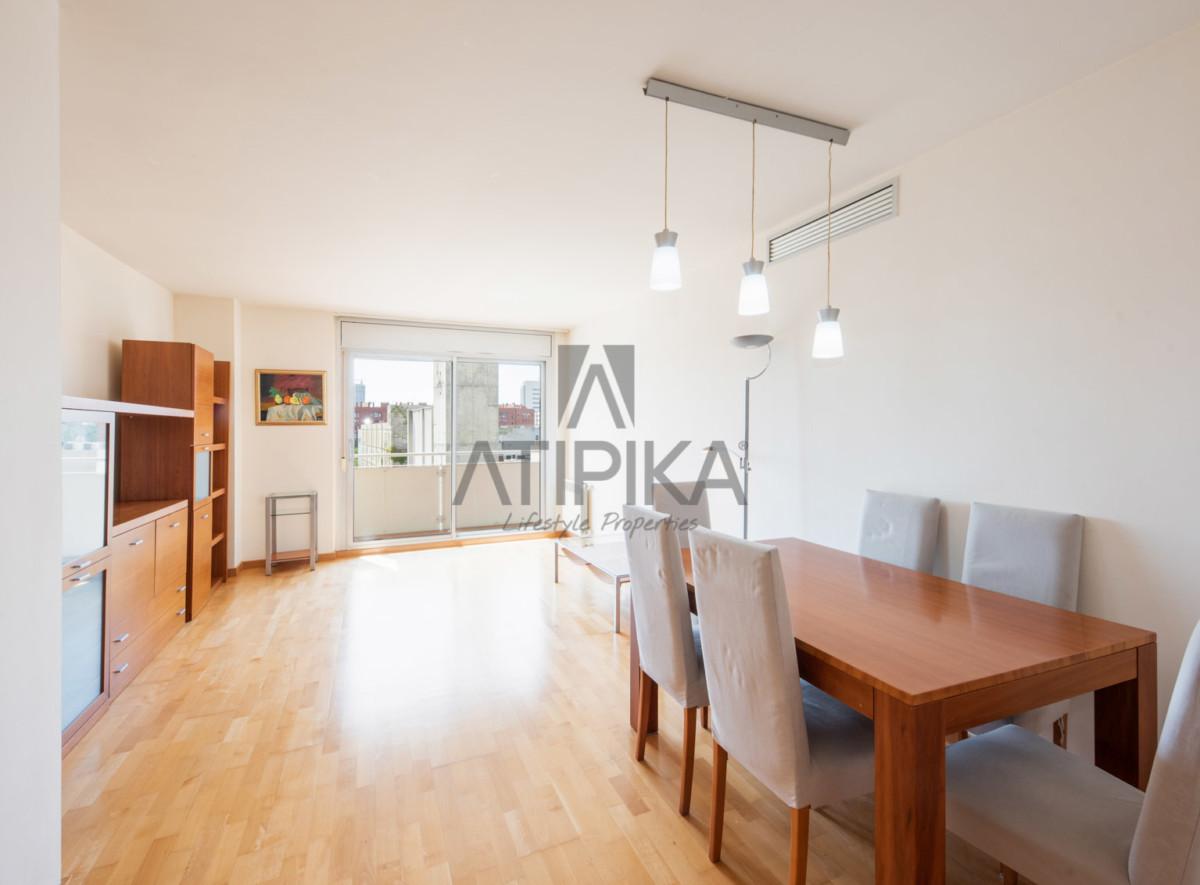 Luminosa propiedad de 3 dormitorios vendida en Diagonal Mar 1
